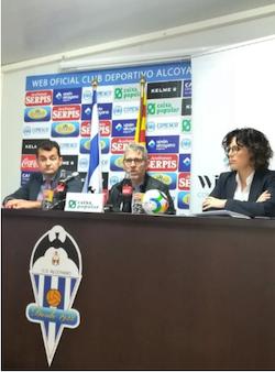 Withetiks se encargará de la implantación de un Plan de Compliance del Club Deportivo Alcoyano, SAD